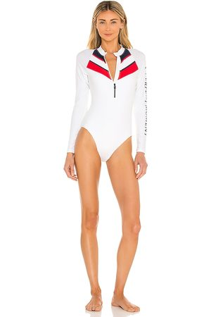 Perfect Moment Women Swimsuits - Om 1/2 Zip Cove Suit in .