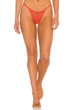 Only Hearts Women Thongs - X REVOLVE So Fine Lace G String in .