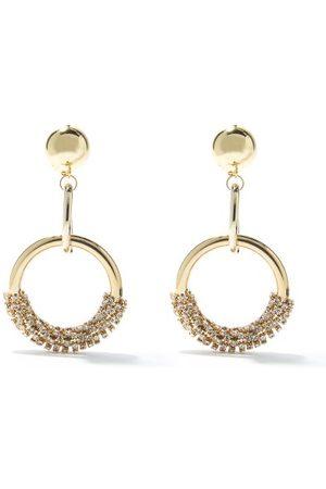 ROSANTICA Circo Crystal-embellished Earrings - Womens - Crystal