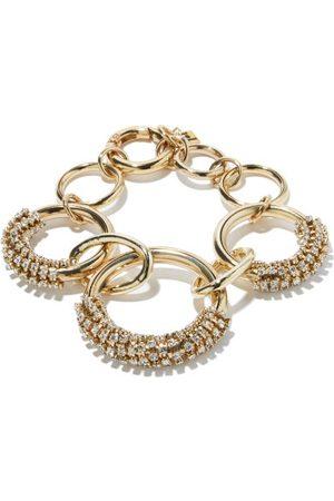 ROSANTICA Circo Crystal-embellished Chain Bracelet - Womens - Crystal