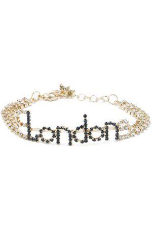 ROSANTICA Voyage London Crystal-embellished Bracelet - Womens - Crystal