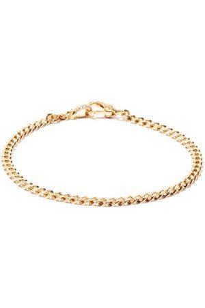 Shay Baby Diamond & 18kt Bracelet - Mens