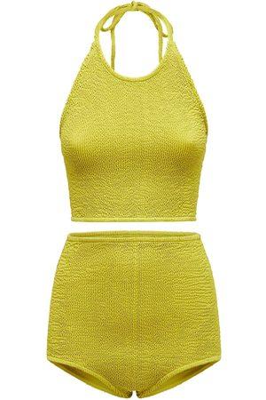 Bottega Veneta Women Bikinis - Lycra Bikini W/ Necklace