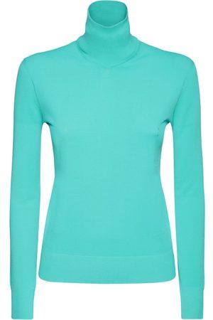 Bottega Veneta Women Turtlenecks - Technoskin Turtleneck Sweater