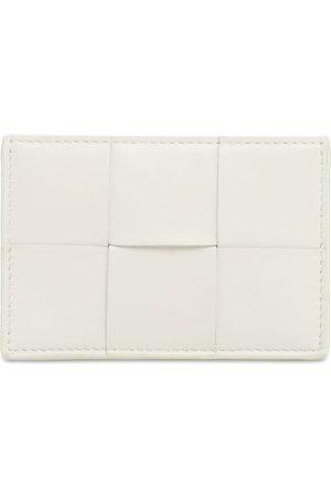 Bottega Veneta Women Wallets - Intreccio Nappa Leather Card Holder