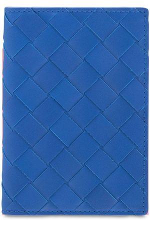 Bottega Veneta Intrecciato Leather Passport Holder