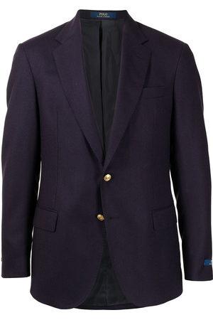 adidas Single-breasted wool blazer