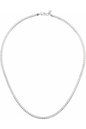 """Maria Black Necklaces - Saffi 43"""" rhodium-plated sterling necklace"""