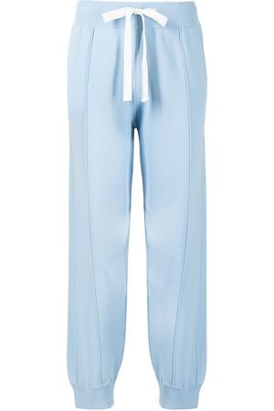 Cynthia Rowley Simone knitted tracksuit pants