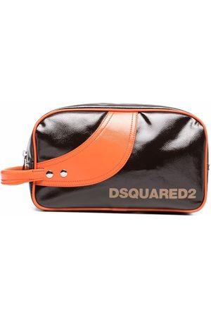 Dsquared2 Logo-print toiletry bag