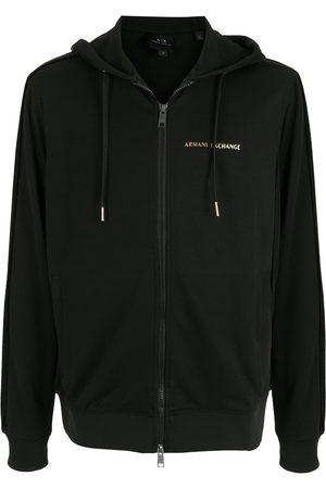Armani Men Hoodies - Logo-printed hoodie