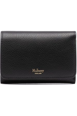 MULBERRY Continental trifold small classic wallet