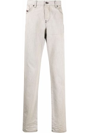 Diesel D-Kras slim-fit jeans - Neutrals