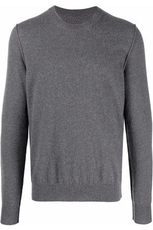 Maison Margiela Round neck jumper - Grey