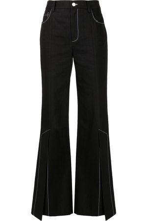 MONSE Women Bootcut - High-rise bootcut jeans