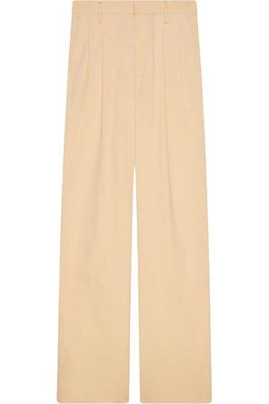 Gucci Men Formal Pants - Wide-leg tailored trousers