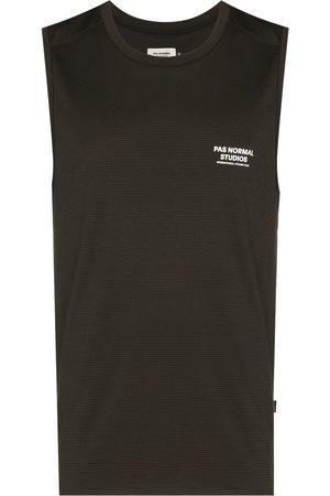 Pas Normal Studios Balance logo vest top