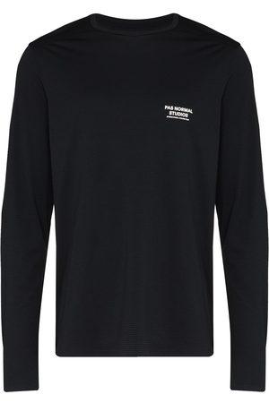 Pas Normal Studios Balance logo long sleeve T-shirt