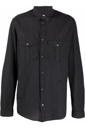 Zadig & Voltaire Thibaut long-sleeve shirt - Grey