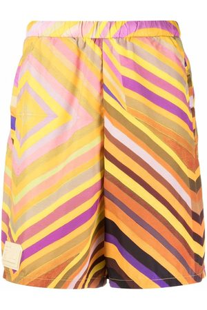 Formy Studio Crono striped shorts