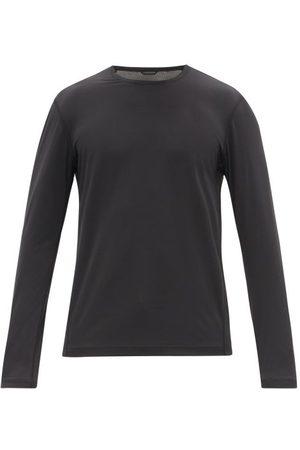 Reigning Champ Training Deltapeak 90-jersey Long-sleeved T-shirt - Mens