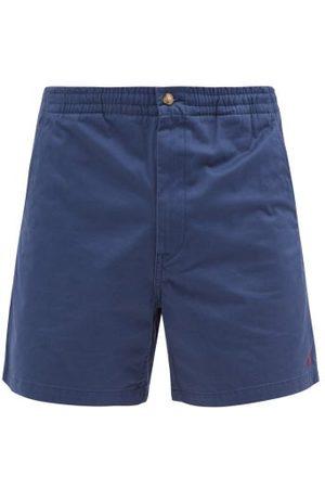 Polo Ralph Lauren Prepster Cotton-blend Twill Shorts - Mens - Navy