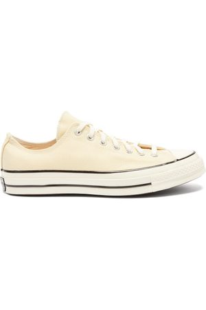 Converse Chuck 70 Recycled-canvas Trainers - Mens - Light