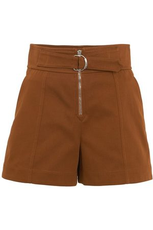 Chloé Belted shorts
