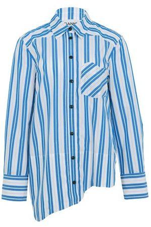 Ganni Asymmetrical shirt
