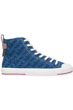 See By Chloe Aryana high-top sneakers