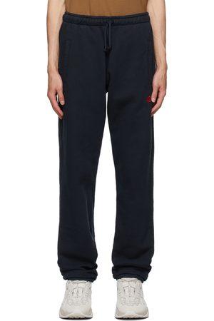 424 FAIRFAX Navy Logo Lounge Pants