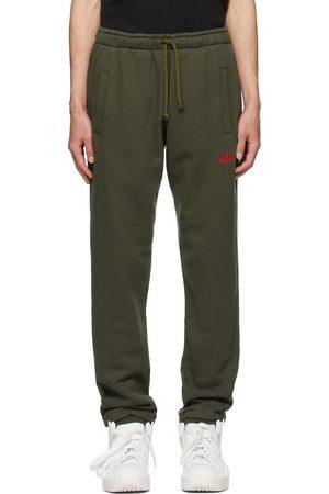 424 FAIRFAX Green Logo Lounge Pants