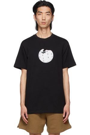 424 FAIRFAX Black Puzzle Logo T-Shirt