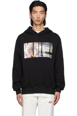 424 FAIRFAX Black 'Chase Your Dreams' Hoodie