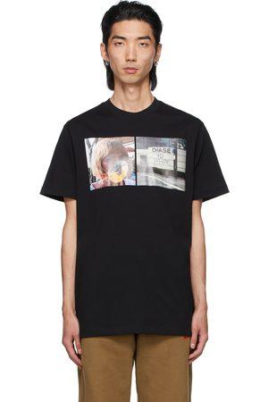 424 FAIRFAX Black 'Chase Your Dreams' T-Shirt