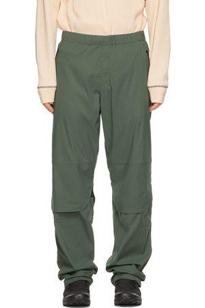 Affix Green Flex Trousers
