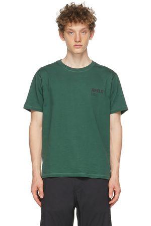 Affix Green Standardized Logo T-Shirt