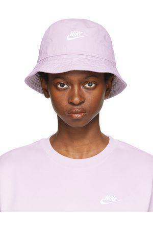 Nike Women Hats - Purple Sportswear Bucket Hat
