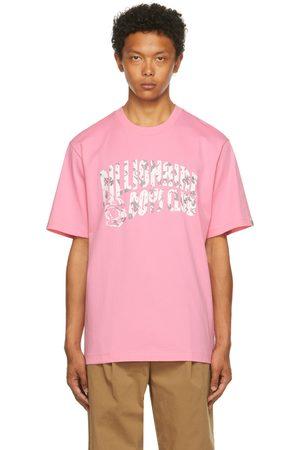 Billionaire Boys Club & White Camo Arch Logo T-Shirt