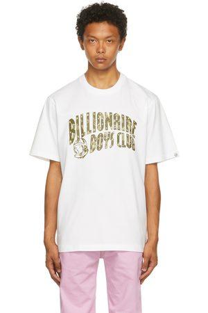 Billionaire Boys Club & Khaki Camo Arch Logo T-Shirt
