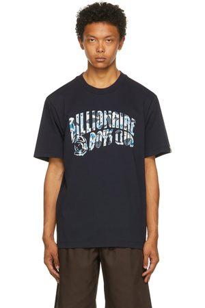 Billionaire Boys Club Camo Arch Logo T-Shirt