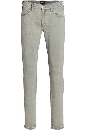 Paige Men Skinny - Men's Croft Stretch Skinny Jeans - Grey - Size 33