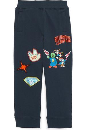 Billionaire Boys Club Sweatpants - Little Kid's & Kid's Go Team Joggers - Navy - Size 5