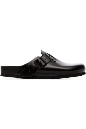 Rick Owens X Birkenstock Boston leather sandals