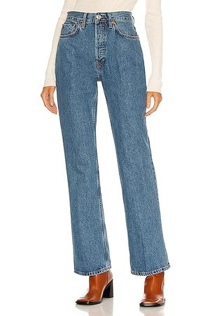 RE/DONE 70s Bootcut in Blue