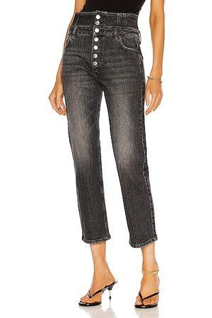 Marissa Webb Turner II High Waist Corset Jean in