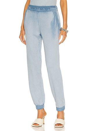 Cotton Citizen Women Sweatpants - Brooklyn Sweatpant in Blue