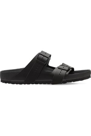Rick Owens Men Sandals - Birkenstock Arizona Leather Sandals