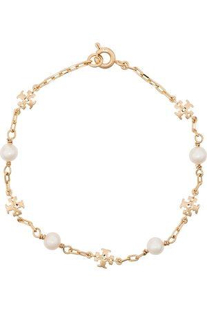 Tory Burch Women Bracelets - Kira pearl bracelet