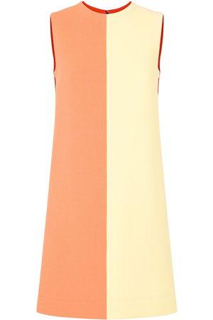 Dolce & Gabbana Women Party Dresses - Colour block mini shift dress